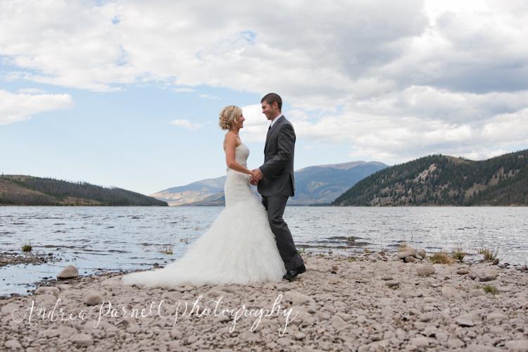 Alyssa and Steven Breckenridge Colorado Wedding